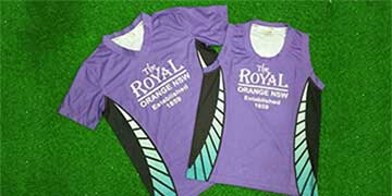 Touch Football Shirts